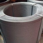 Cold rolled rebars  in coils B500A